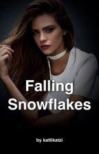 Falling Snowflakes by kattikatzi