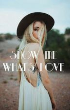 Show me what's love? by qofmys_