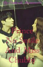 Prince No Smile And Miss Chubby by Eunkook_Bunnies04