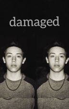 Damaged || Carl Gallagher Fanfic || by WhoreForaGallagher