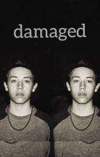 Damaged || Carl Gallagher Fanfic || by WhoreForaGallagher