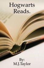 Hogwarts Reads by JessicaPandoraAurora