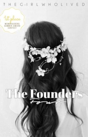 The Founders Four by The_girlwholived
