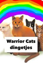 Warrior Cats dingetjes by Ilsufrancisca