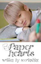 [ZAWIESZONE] Paper Hearts by Soorinchoi
