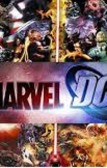 Marvel & Dc immagini