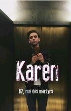 Karen 82, rue des martyrs by BlueXShRain