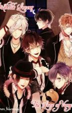 Diabolik Lovers - The Love of Vampire by yiwes_