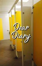 『 DEAR DIARY 』 by NY_Adversary