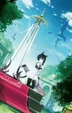 Was a Sword When I Reincarnated / О моем перерожден by FalseGheto