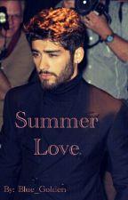 Summer Love // Z.M. by Blue_Golden