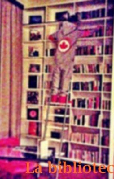 La Bibliotecaria {Justin Bieber & Tu}