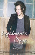 Legalmente Suya by wearevogue