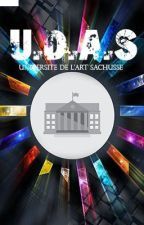 U.D.A.S. : Branche Dessin by Organisation_UDAS