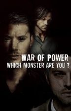War Of Power (Tome 1) by E_McCarver