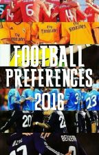 Football Preferences by TeeH101
