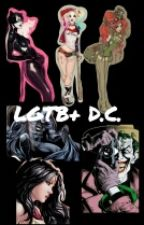 LGTB+ D.C. by -AshMartinezCostello