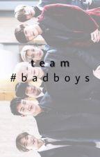 team #badboys :: monsta x by urnotjimin