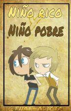 Niño Rico Y Niño Pobre (Golden × Freddy) FNAFHS by -ImLucyTheWiii-