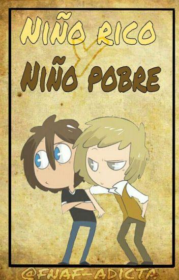 Niño Rico Y Niño Pobre (Golden × Freddy) FNAFHS