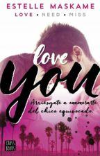 Love You  by Nikynalessa