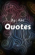 Quotes by Evispade