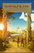 Percy Jackson i els cinc guardians by lavaca2411