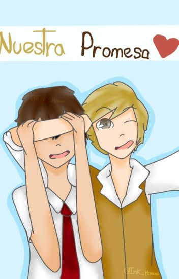 ~Nuestra Promesa~ -GoldenxFreddy - FNAFHS