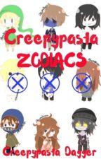 Creepypasta Zodiacs by CreepypastaDagger