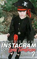 Instagram 2 🌹 Louis Tomlinson © by itsgenesisrivas2
