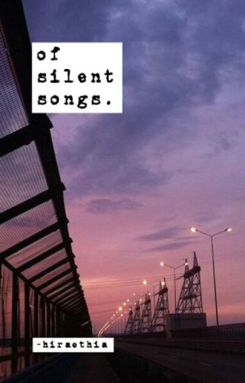 of silent songs (tronnor au) [ON HOLD]