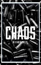 Chaos // Suicide Squad [ON HOLD] by kiIIgraves