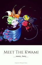 Miraculous: Meet The Kwami [Zakończone] by RavenClaw5845