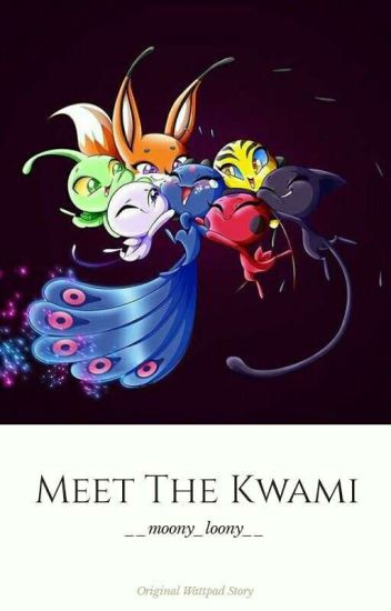Miraculous: Meet The Kwami