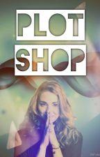 Plot Shop by unechevrerose