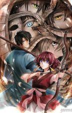 Akatsuki no Yona: Les derniers dragons by Wingil48