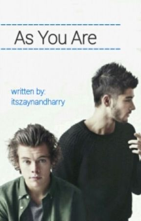 As You Are » Zarry by itsZaynAndhaRRY