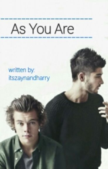 As You Are » Zarry