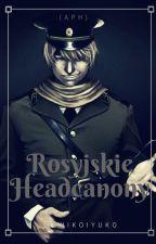 {APH} Rosyjskie Headcanony (Zawieszone) by ToshikoiYuko
