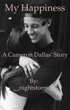 My Happiness  Cameron Dallas by __nightstorm__