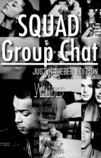Squad Group Chat |Justin Bieber| by iconicbiebs
