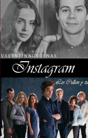Instagram (Los Cullen y tu)