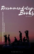 Recommendation books. fr+kpop by miniyoongay