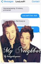 My Neighbor II  texting II SK II LS by babygirlsugaaar