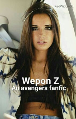 Wepon Z (An Avengers fanfic) by RedDemon2002