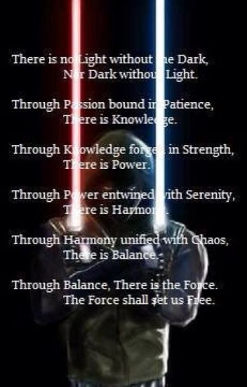The Path of a Grey Jedi