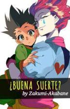 (HisoGon) *¿Buena Suerte? by Zakumi-Akabane