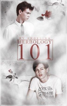 1 | Herbology 101 → Regulus Black by kingbIack