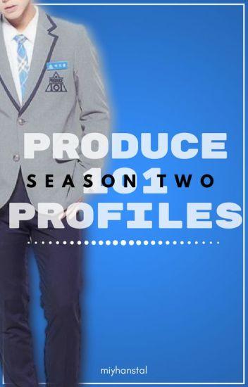 Produce 101: Profiles [Season 2]