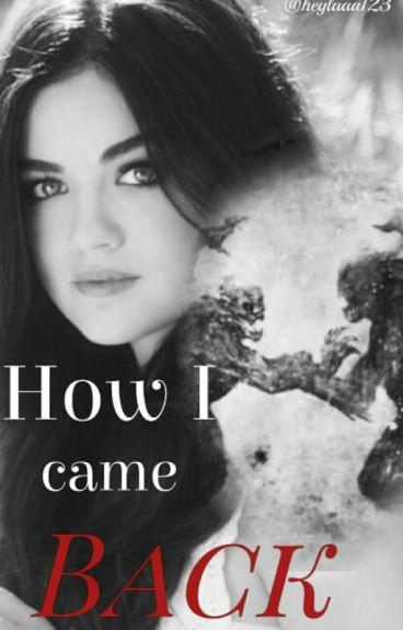 [2]➶How I came back